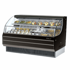 Turboair Horizontal Open Display Merchandiser 34Hp, Model# TOM-60LB-N