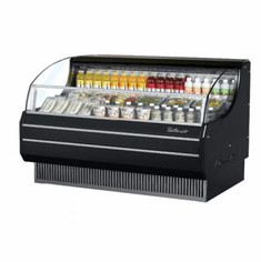 Turboair Horizontal Open Display Merchandiser 34Hp, Model# TOM-75SB-N