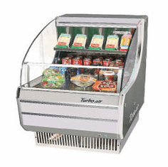Turboair Horizontal Open Display Merchandiser13 Hp, Model# TOM-30SW-N