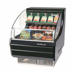 Turboair Horizontal Open Display Merchandiser13Hp, Model# TOM-30LB-N