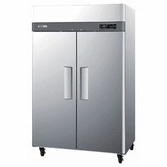 Turboair M3 Refrigerator Reach-In 47 Cu Ft 13 Hp, Model# M3R47-2-N