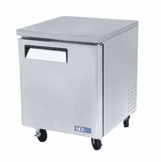 Turboair M3 Series Undercounter Refrigerator 15 Hp, Model# MUR-28-N