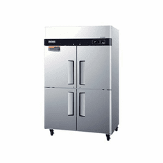 Turboair Premiere Series Freezer 50 Cu Ft, Model# PRO-50-4F-N