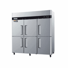 Turboair Premiere Series Freezer 77 Cu Ft, Model# PRO-77-6F-N
