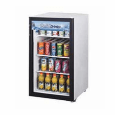 Turboair Refrigerated Merchandiser 110 Hp NSF, Model# TGM-5R-N6