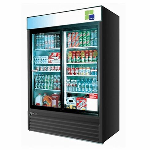 Turboair Refrigerated Merchandiser 48 Cu Ft, Model# TGM-48RB-N