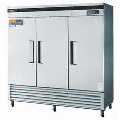 Turboair Super Deluxe Freezer Reach-In 1-14Hp, Model# TSF-72SD-N