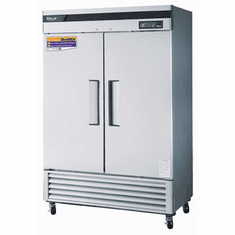 Turboair Super Deluxe Freezer Two Section Reach-In49 Cubic Feet34 Hpnsf, Model# TSF-49SD-N