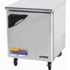 Turboair Super Deluxe Series Undercounter Freezer, Model# TUF-28SD-N