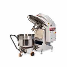 Univex Silverline Spiral Mixer w/ removable bowl (175 lbs. max capacity) 208-240/60/3 Model SL80RB