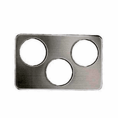 Update International Adapter Plate S/S For Is-40, Model# AP-34D