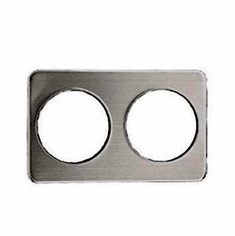 Update International Adapter Plate S/S For Is-70, Model# AP-27D