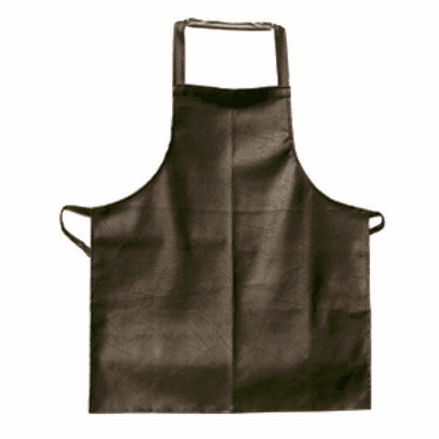 Update International Bib Apron Brown Vinyl 26 X 41, Model# APV-2641HD