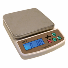 Update International Digital Portion Scale20Lb Capacity Compact Size, Model# DPS-20