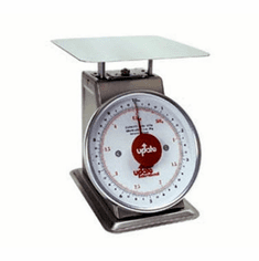 Update International Scale S/S 9In Dial Scale 60Lb, Model# UPS-960