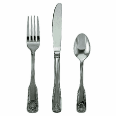 Update International Shelley - Salad Fork Clear Pack Mirror Finish, Model# SH/CP-506