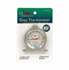 Update International Thermometer Oven 3In Dial 50 - 500 DegF, Model# THOV-30