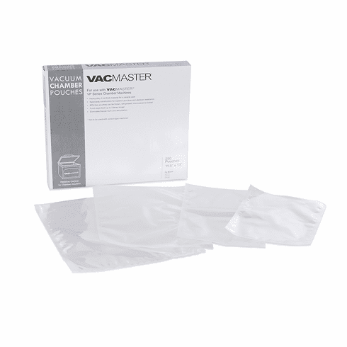 Vacmaster 12 X 10 Chamber Pouches 250 Count , Model# 40733