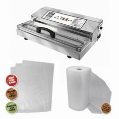Vacuum Sealing Equipment