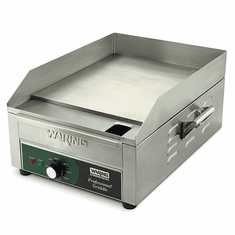 Waring 14 x 16 Countertop Aluminum Electric Griddle 120V-1800W WGR140X