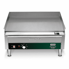 Waring Commercial 24 x 16 Countertop Griddle 240V-3300W Model WGR240X