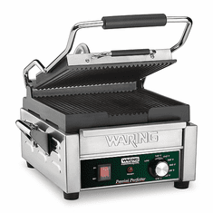 Waring Commercial Panini Perfetto Grill 120V Model WPG150