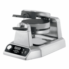 Waring Double Vertical Waffle Cone Maker 120V-1400W Model WWCM200