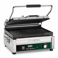 Waring Supermo Large 14.5x11 Panini Grill 120V Model WPG250