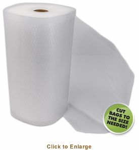 "Weston 11"" X 50' Vacuum Sealer Bags Roll - Bulk Pkg, Model# 30-0011-K"