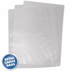 "Weston 15"" X 18"" Vacuum Sealer Bags - 100 Pc, Model# 30-0105-W"