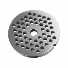 Weston 8 Grinder Stainless Steel Plate 8Mm, Model# 29-0808