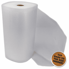 "Weston 8"" X 50' Vacuum Sealer Bags Roll - Bulk Pkg, Model# 30-0008-K"