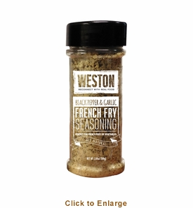 Weston Classic French Fry Dry Seasoning , Model# 02-0042-W