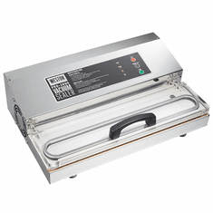 Weston Pro-2600 Stainless Steel Vacuum Sealer, Model# 65-1301-W