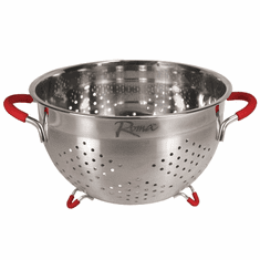 Weston Roma 3.5 Quart Stainless Steel Colander, Model# 66-0104-W