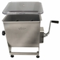 Weston Stainless Steel 44Lb Meat Mixer, Model# 36-2001-W