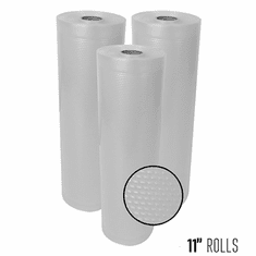 Weston 11-in X 18 ft Mesh Vacuum Rolls 3 Pk (Box), Model 30-0202-W