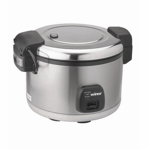Winco 30Cup Advanced Rice Cooker/Warmer, Model# RC-S300