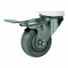 Winco Caster W/Break For Ib-21 & Ib-27, Model# IB-C3B