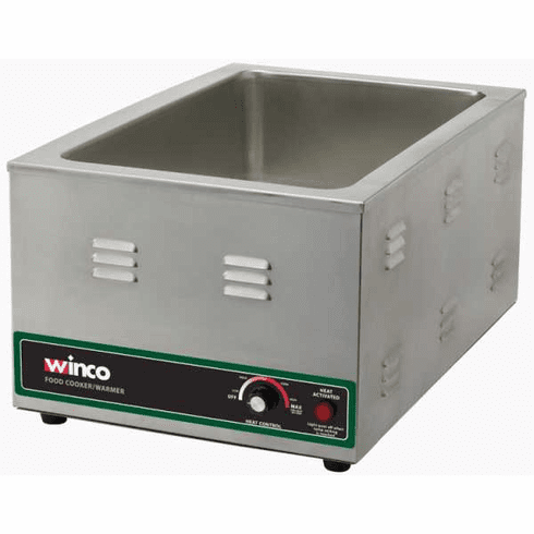 Winco Electric Food Cooker / Warmer1500W, Model# FW-S600