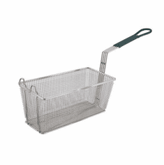 "Winco Fry Basket 13 1/4"" X 6 1/2"" X 5 7/8"", Model# FB-30"