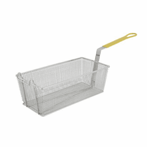 "Winco Fry Basket 17"" X 8 1/4"" X 6"", Model# FB-40"