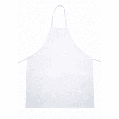 Winco Full Length Bib ApronWhite, Model# BA-3226WH
