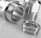 Faucet Aerator Adapters, Snap Couplers and Fittings