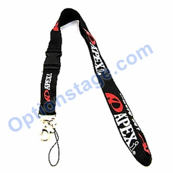 Apexi Official JDM Lanyard Neck Strap (601-KL3B) - click to enlarge