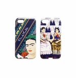 Ish Original Official Frida Kahlo Artist & Heart 2pcs Set Phone Case / Cover Slim Soft TPU