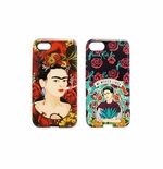 Ish Original Official Frida Kahlo Heart & Mi Mexico Lindo 2pcs Set Phone Case / Cover Slim Soft TPU