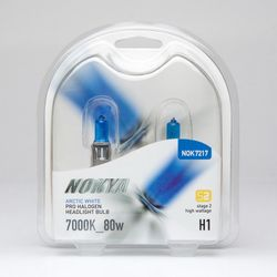 Nokya H1 Arctic White Car Light Bulb (Stage 2) NOK7217 - click to enlarge