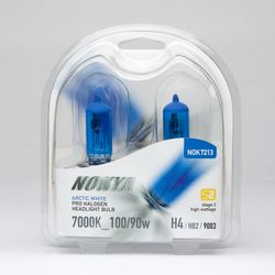 Nokya H4 / 9003 Arctic White Car Light Bulb (Stage 2) NOK7213 - click to enlarge