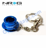 NRG Official (Blue) Quick Release 2.5 Keychain
